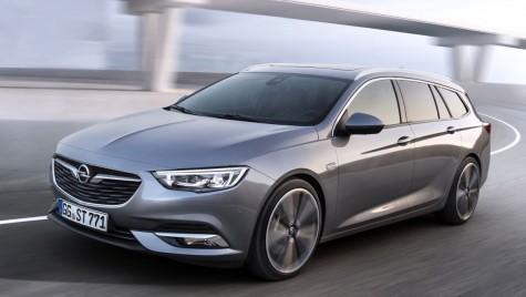 Noul Opel Insignia Sports Tourer: Primele informații oficiale