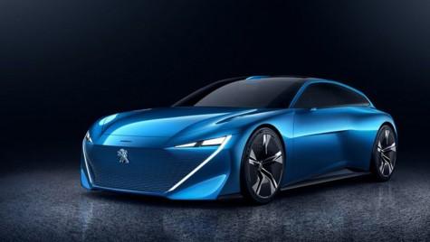 Peugeot Instinct Concept: Gran Turismo hibrid și autonom