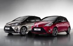 Toyota Yaris facelift: Motor nou, sisteme de asistență moderne