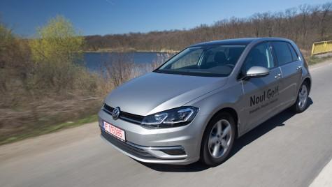 Test drive Volkswagen Golf facelift 2.0 TDI – Dați câte unul să ajungă la toată lumea!