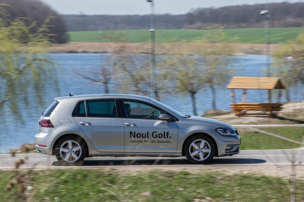 Volkswagen Golf facelift