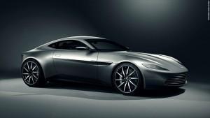 Aston Martin James Bond