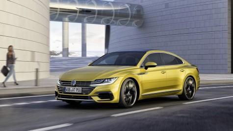 VW Arteon: Noul coupe cu 4 uși derivat din Passat