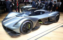 Aston Martin Valkyrie: Noul hypercar extrem realizat cu Red Bull