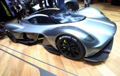 Un român, pe lista clienților de Aston Martin Valkyrie. Află cine e