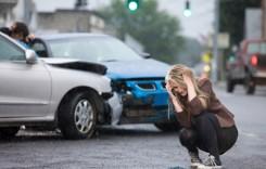 Statistici: O femeie are, în medie, 1,36 accidente pe an