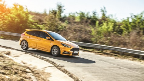 Test Ford Focus ST 2.0 Ecoboost: dublă personalitate
