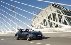 Mazda MX-5 facelift primește 180 de cai putere