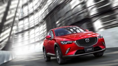 Mazda CX-3, acum și în ediție limitată Takumi