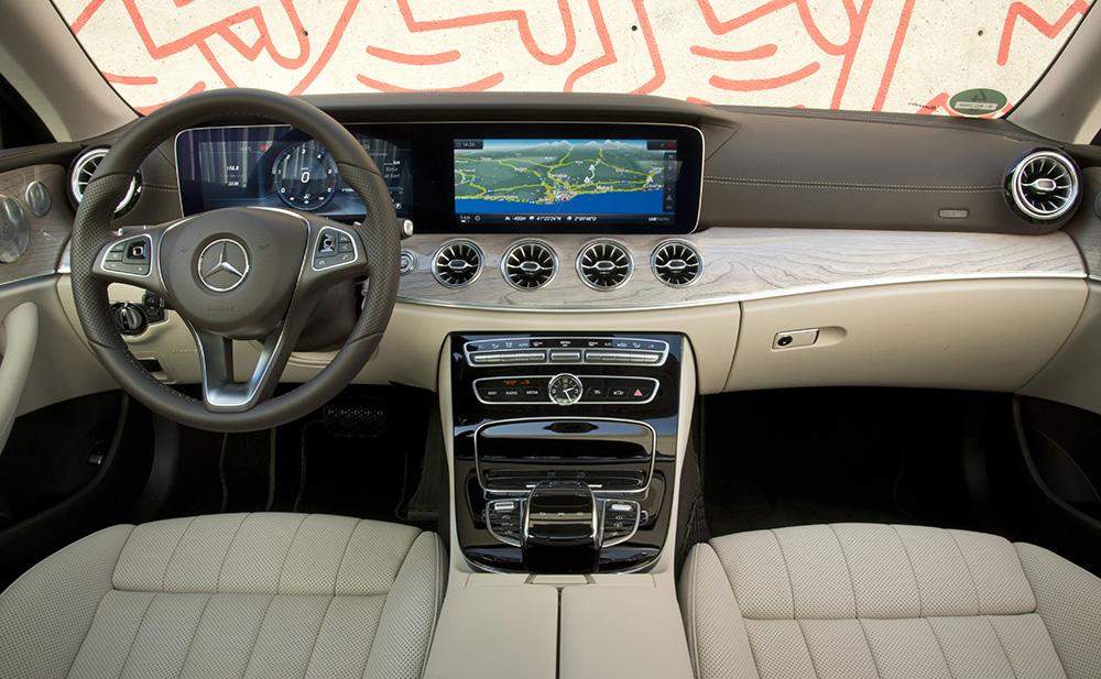 Mercedes Clasa E Coupe