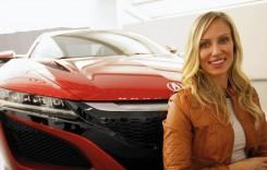 Michelle Christensen și pasiunea pentru mașini