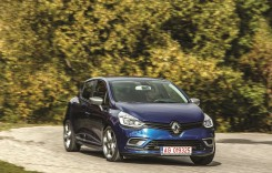 Test drive Renault Clio 1.2 GT Line TCe 120