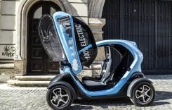 Viața la volanul unui Renault Twizy