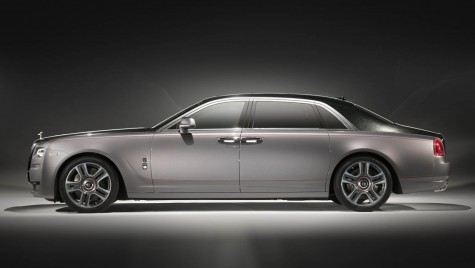 Diamantele sunt cele mai bune prietene ale… oricui – Rolls-Royce cu vopsea cu diamante vine la Geneva