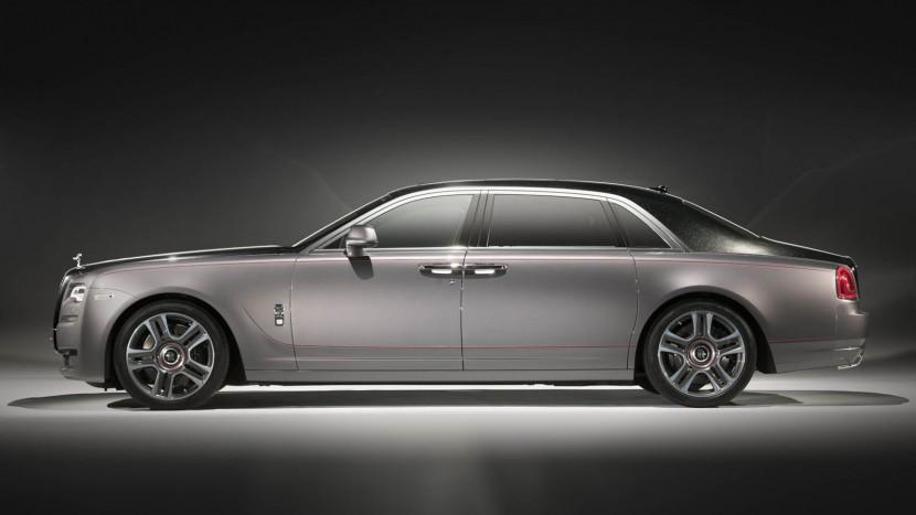 Rolls-Royce diamante