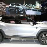 Prototipul Ssangyong XAVL expus la Geneva Motorshow 2017