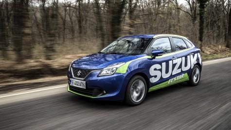 "Test drive Suzuki Baleno Boosterjet GLX – Iartă-mă că ți-am zis ""Baleno""!"