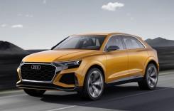 Audi Q8 Sport Concept: SUV Coupe mild-hybrid cu 476 CP
