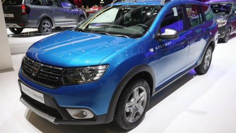 Logan MCV Stepway și toate premierele Dacia de la Geneva