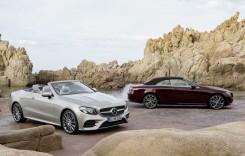 OFICIAL: Totul despre noul Mercedes E-Class Cabrio
