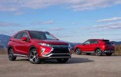 Mitsubishi Eclipse Cross: Primele imagini cu noul SUV compact