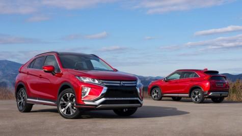 Mitsubishi Eclipse Cross: Noul SUV compact, expus în avanpremieră în România