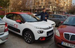 ConnectedCAM: Camera video live de pe Citroen C3