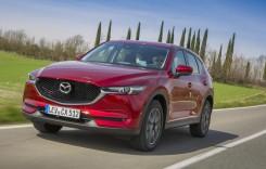 PRIMUL TEST Noua Mazda CX-5: Mai mult rafinament