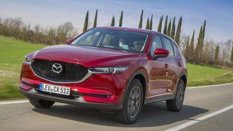 Vânzările Mazda au crescut cu 16% în primul semestru