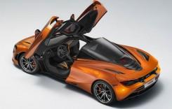 McLaren 720S: Noul supercar britanic cu 720 CP