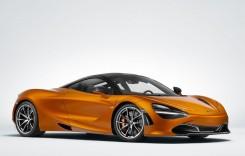 McLaren 720S este cel mai frumos supercar al anului 2017