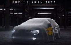 Noul Renault Megane RS: Primul teaser oficial