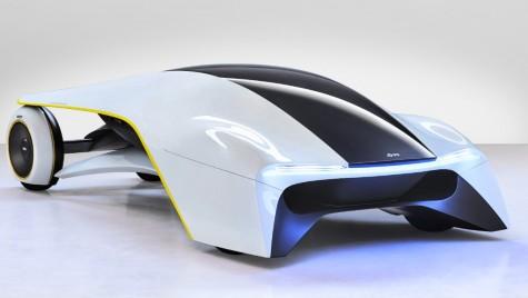 Quattroruote Scilla: Mașina viitorului, creată de IED și Pininfarina