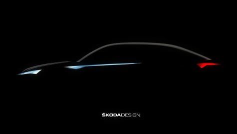 Vision E: Skoda Kodiaq Coupe cu propulsie electrică