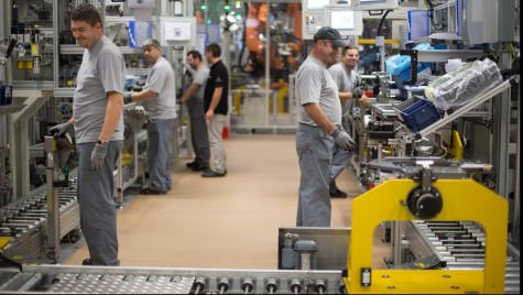 Daimler a inaugurat o nouă unitate de producție la Cugir