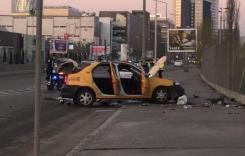 Accident taxi Pipera: Pasagera decedată nu purta centura de siguranță