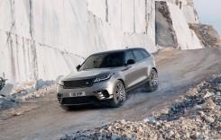 Range Rover Velar: SUV Coupe, poziționat între Evoque și Range Rover Sport