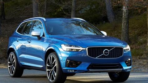 Volvo XC60: design suplu, noi sisteme de siguranță