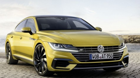 Preturi VW Arteon in Romania: Cat costa noul Passat CC