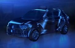 VW T-Roc: Așa arată Golf SUV, fratele mai mic al lui Tiguan