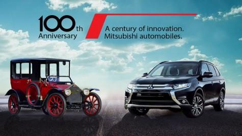 O sută de ani Mitsubishi. VEZI ISTORIA MĂRCII