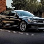 Volkswagen-Passat Shanghai