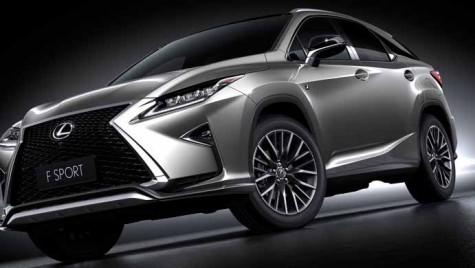 Hibrizi premium – gama Lexus