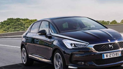 Citroen DS 5 – Naveta Enterprise