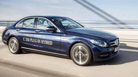 Mercedes-Benz C 350 e – Lux electrizant