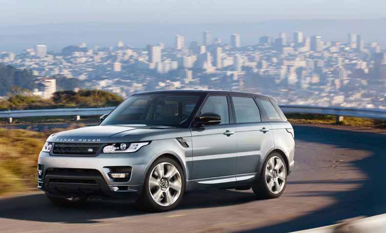 Nu te poţi gândi la segmentul SUVurilor premium fără a lua în calcul Range Rover Sport. Acum, mai mult, versiunea SDV6 HYBRID oferă performanţe deosebite