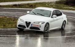Test Alfa Romeo Giulia: inimă neîmblânzită