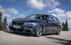 Noul BMW M550d xDrive: Cel mai puternic diesel cu şase cilindri din lume