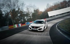 Civic Type-R, nou record pe Nürburgring Nordschleife