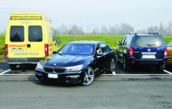 Uber: 8 din 10 șoferi bucureșteni au parcat neregulamentar